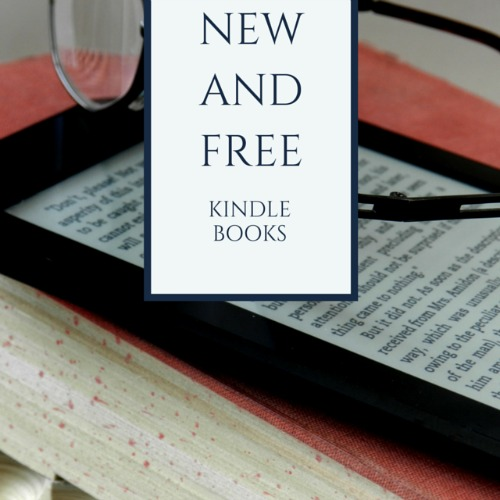 New and Free kindle books