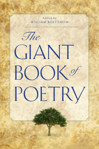 Poetry Book Cover Names : The giant book of poetry working writers