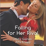 Falling for Her Rival: That New York MinuteBurning Ambition (Harlequin Office Romance Collection)
