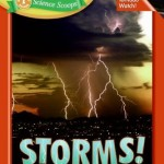 Time For Kids: Storms! (Time for Kids Science Scoops)